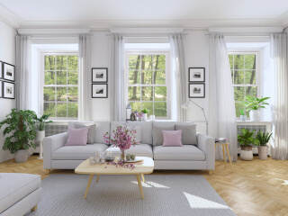 Replacement windows for windows installation