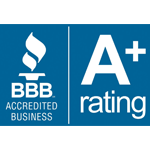 A+ Better Business Bureau Rated Contractor