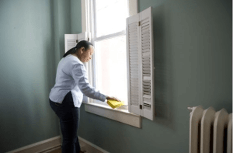 CDC Recommendation: Open your windows