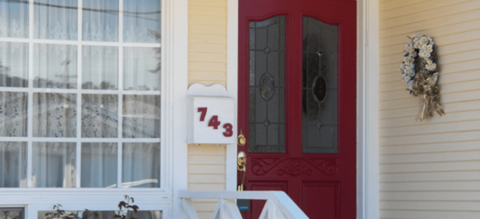 How To Choose the Perfect Entry Door