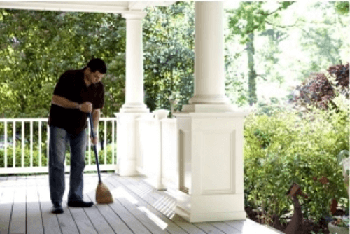 Home improvement Turn Your Porch into The Home's Centerpiece