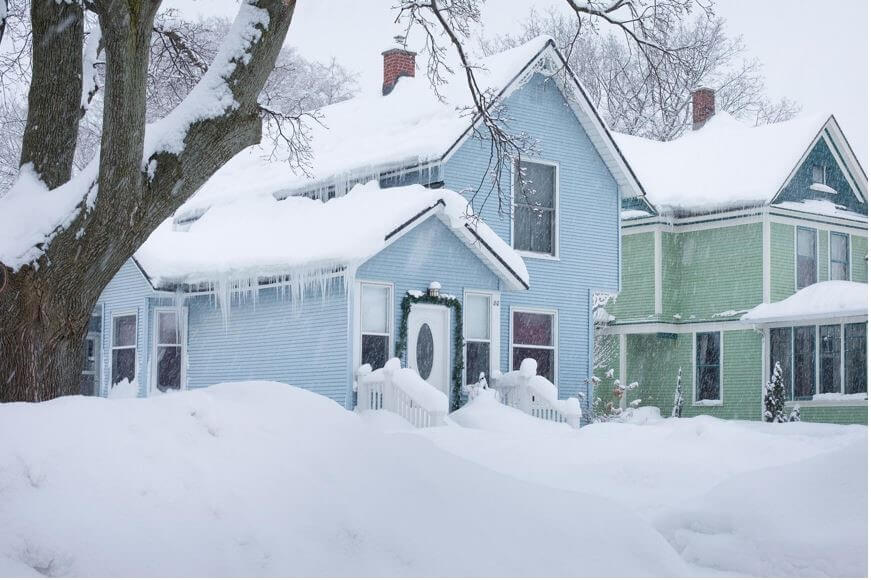 What to do to get your home winter ready