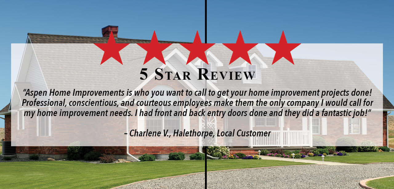 Aspen Home Improvements Testimonials-What are they saying?