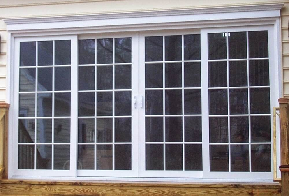 Boost your backyard with a new patio door!