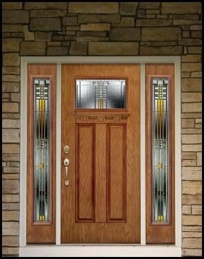 exterior door Fiberglass Vs. Steel Doors