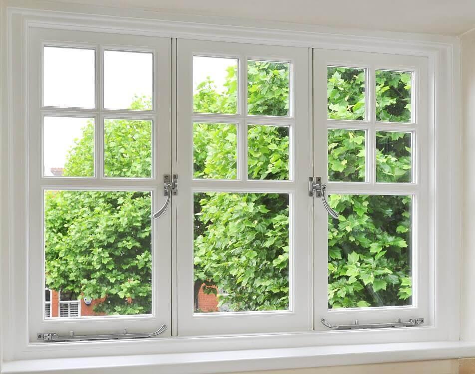 Casement Windows energy efficient windows
