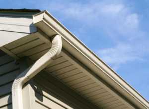 New Gutter Replacement system Installed in Lancaster, PA