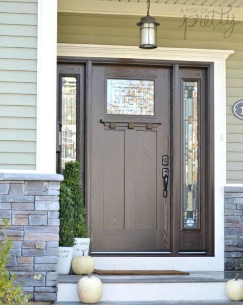 Front Door Styles You May Consider